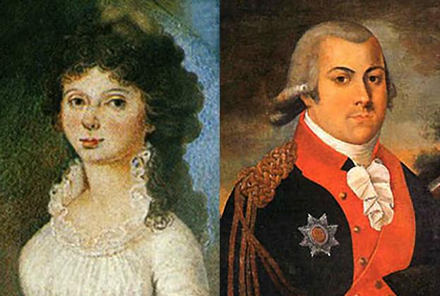 Александра Федоровна и Абрам Андреевич — родители Евгения
