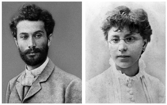 Леонид Пастернак и Розалия Кауфман – родители Бориса