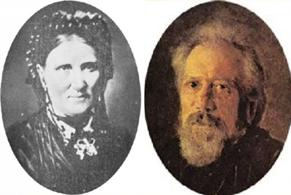 Мария Петровна и Семен Дмитриевич — родители Николая