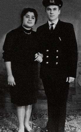 Родители Ольги