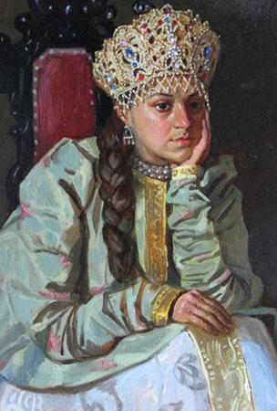 Захарьина-Юрьева Анастасия Романовна