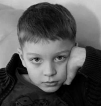 Кирилл в детстве
