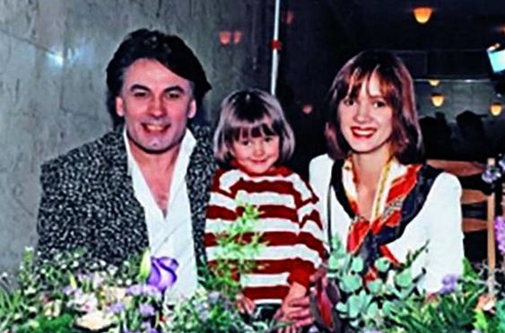С Еленой и Мишель
