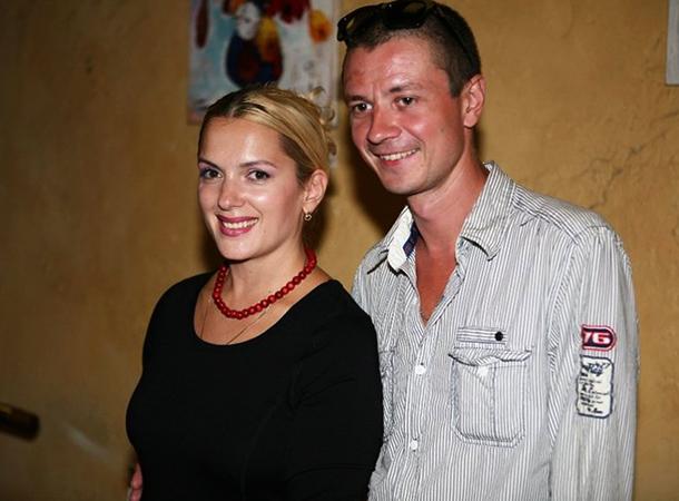 С Ильей Древновым