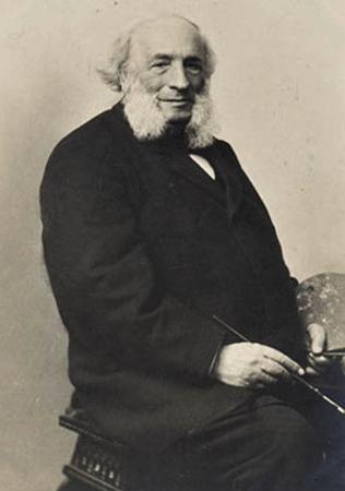 Иван Айвазовский на фото
