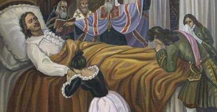 Смерть Петра 1