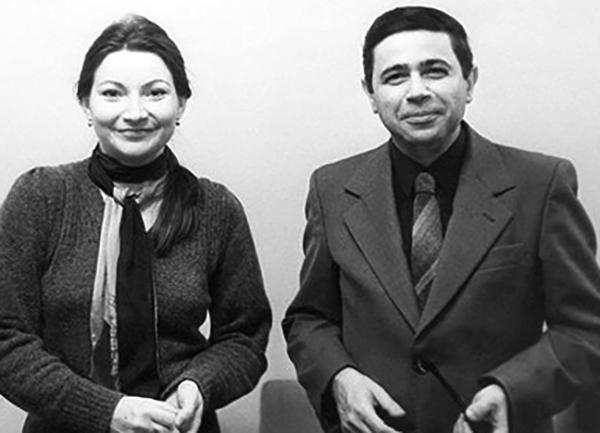 С Еленой Степаненко