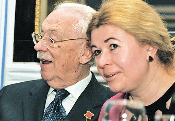 С Юлией Субботиной