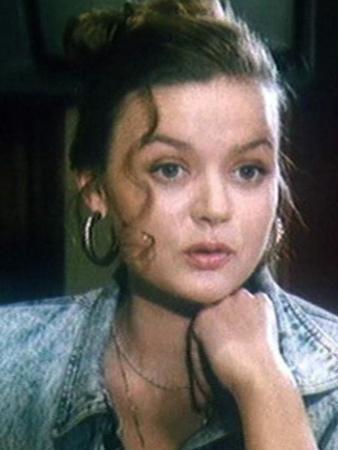 Юлия в молодости