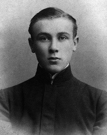 Юный Михаил Булгаков