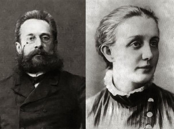 Василий Аркадьевич и Любовь Петровна — родители Сергея