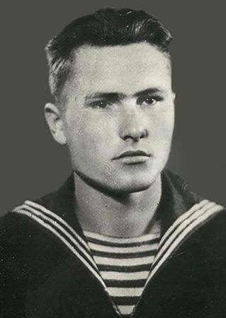 Василий Макарович в молодости