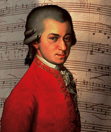 Великий Вольфганг Амадей Моцарт
