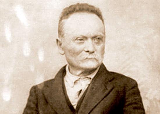 Великий украинский писатель Иван Франко