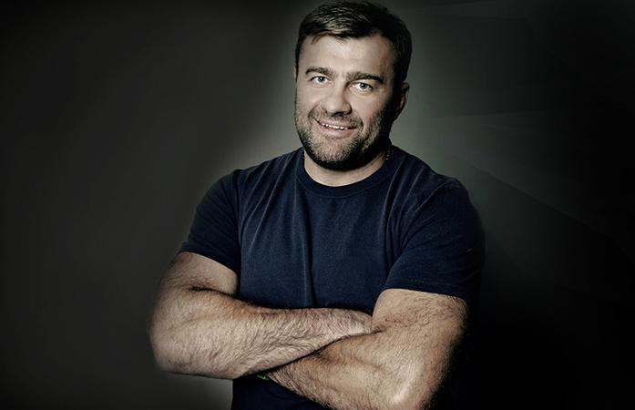 Актер Михаил Пореченков