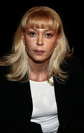 Актриса Алена Бондарчук