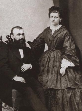 Алексей Тимофеевич и Параскева Дмитриевна — родители Николая