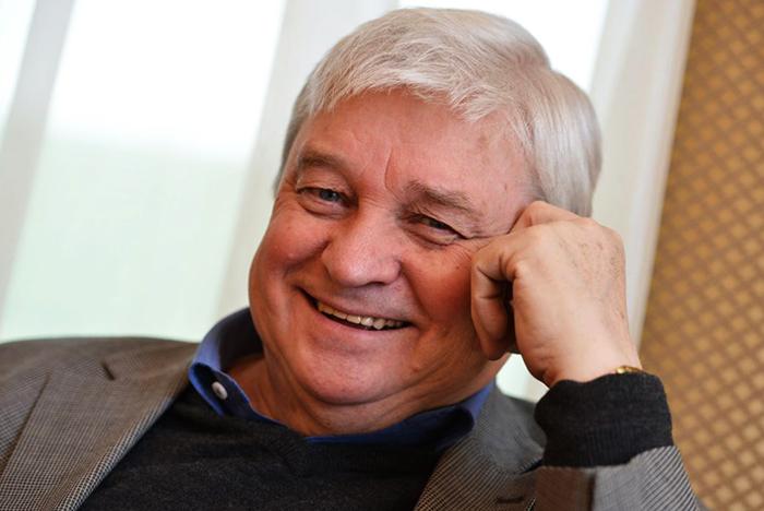Александр Стефанович сейчас