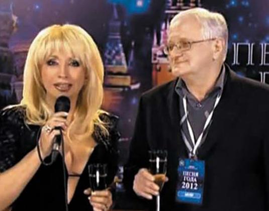 С Владимиром Блехером