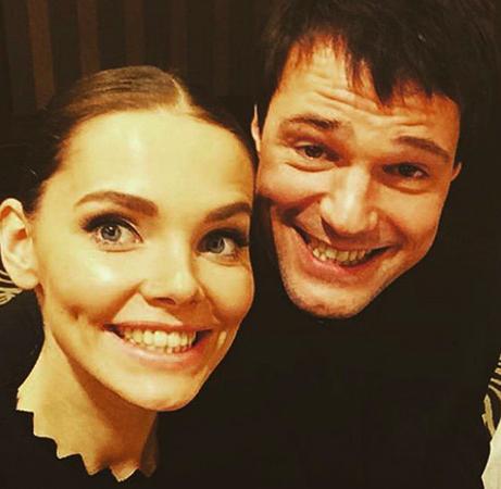 С Данилой Козловским
