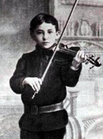 Исаак в детстве