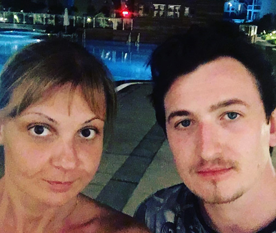 С Анной Девицкой