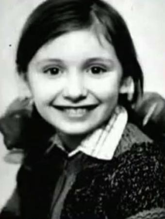 Диана в детстве