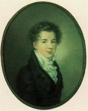 Александр в юные годы