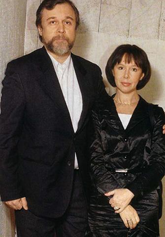 Евгения и Андрей Эшпай