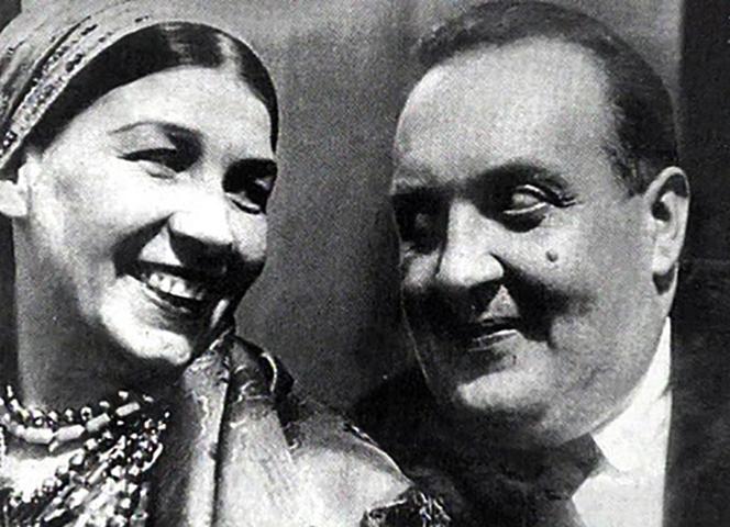 Лидия и Михаил Гаркави
