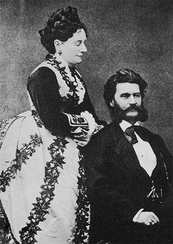 Иоганн и Генриетта
