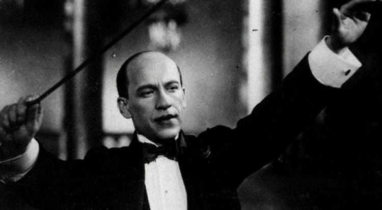 Исаак Дунаевский в годы активной работы