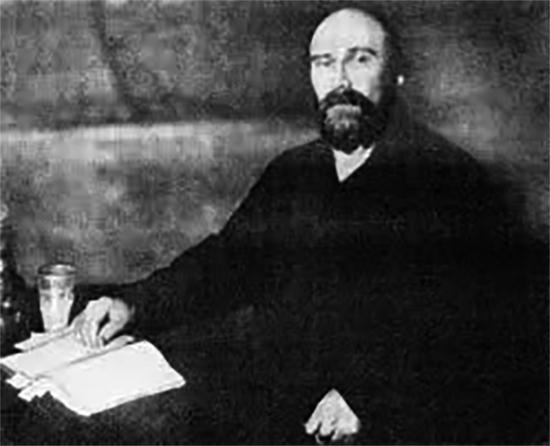 Николай Клюев в годы творчества