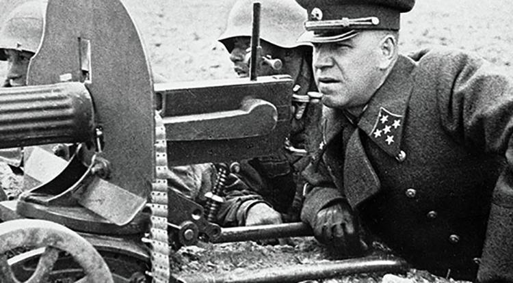 В годы войны
