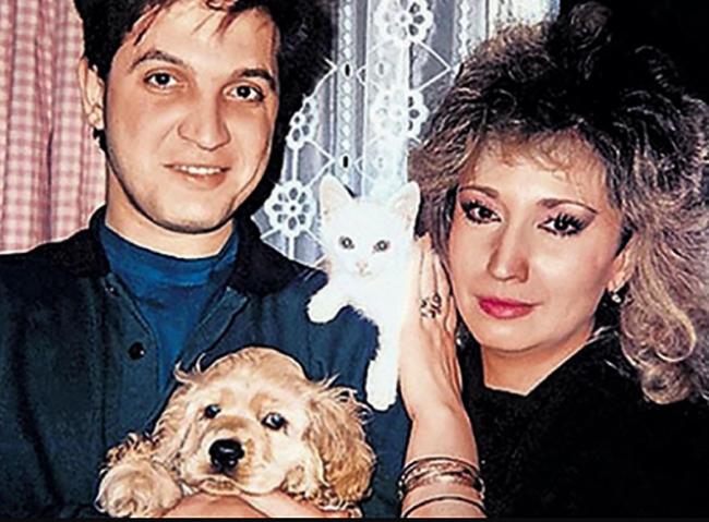 Ирина и Игорь Капуста