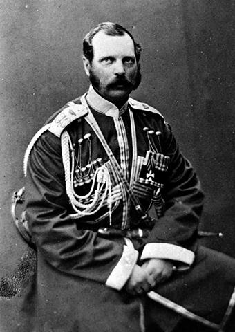 Император Александр 2
