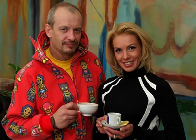 С Ириной Лобачевой