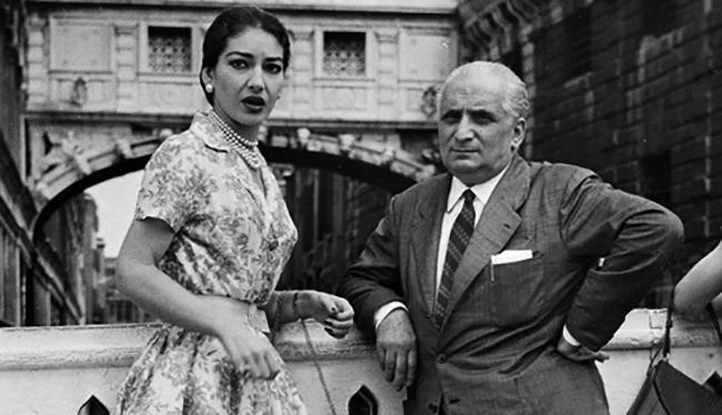 С Джованни Баттиста Менегини
