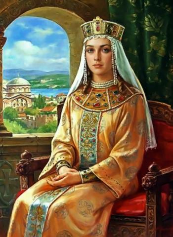 Как выглядела княгиня Ольга