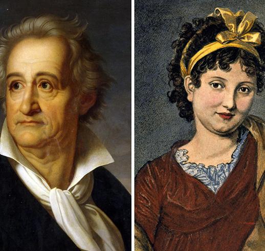 Иоганн и Кристина Вульпиус