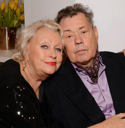 Людмила и Николай в поздние годы