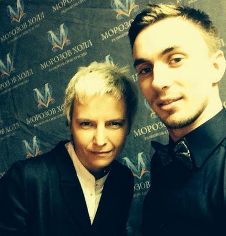 С Никитой Межевичем