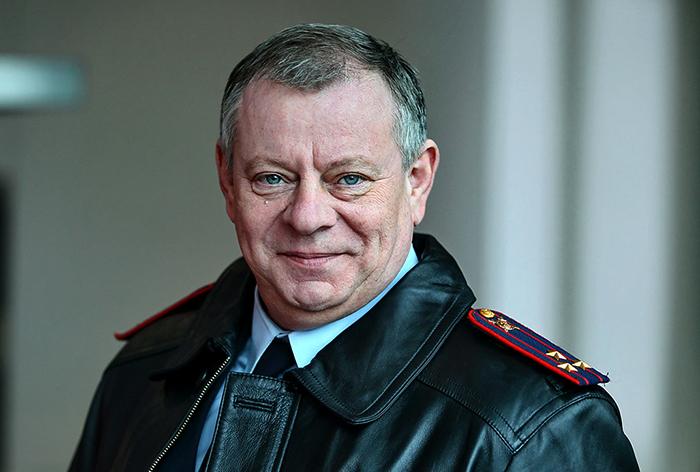 Актер Вадим Андреев