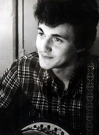 Молодой Дмитрий