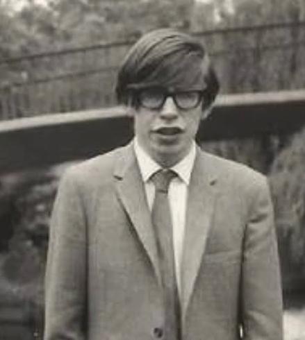 Молодой Стивен