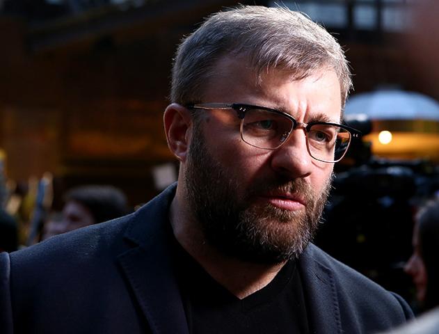 Михаил Пореченков сейчас