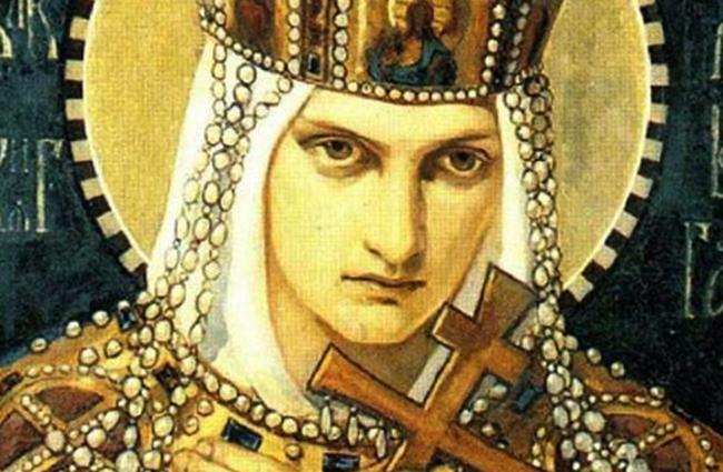 Мстительная княгиня Ольга