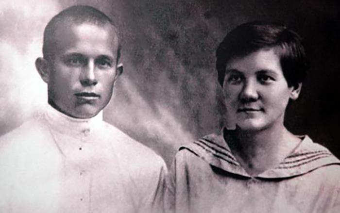 С Ниной Кухарчук