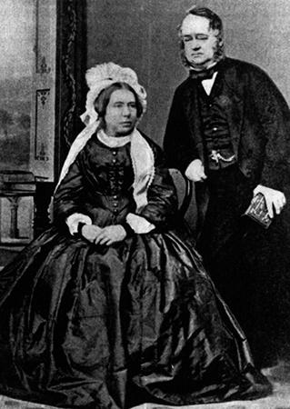 Гесина и Александр Григ — родители композитора