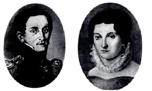 Дмитрий Григорьевич и Любовь Степановна — родители Константина